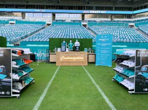 Miami Dolphins Draft Day Pop-Up
